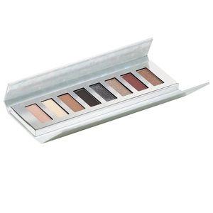 Sephora Arctic eyes eyeshadow palette glittery eye